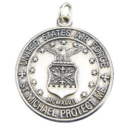 US Air Force St. Michael Medal