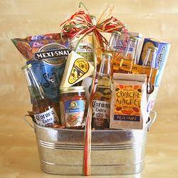 Siesta Fiesta Gourmet Gift Basket