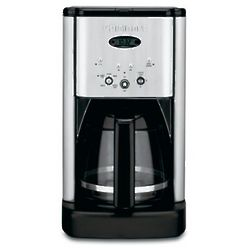 Stainless Steel Brew Central Programmable Coffee Maker