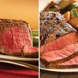 Great Plains Combo Filet Mignons and Top Sirloins