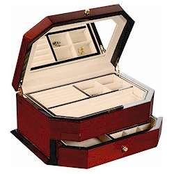 Teakwood Jewelry Box