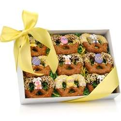 Gourmet Pretzel Twists Easter Box