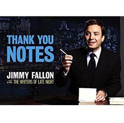 Thank You Notes Book