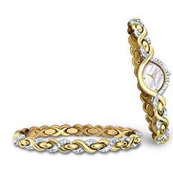 Timeless Love Watch and Bracelet Set