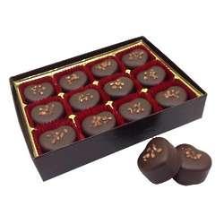 Valentine Salted Caramels