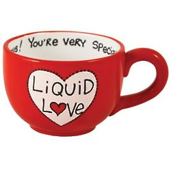 Liquid Love Coffee Mug