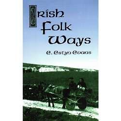 Irish Folk Ways Book