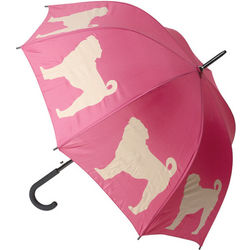 Pug Design Umbrella