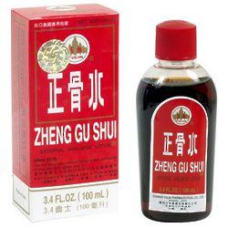 Zheng Gu Shui External Analgesic Lotion