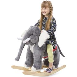 Animated Elephant Rocker