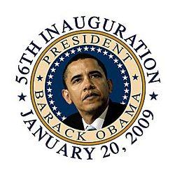 Obama 56th Inauguration T-Shirt
