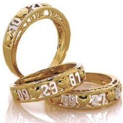 Anniversary Joy Ring