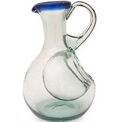 Sangria Afternoon Glass Pitcher