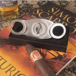Double Cigar Cutter