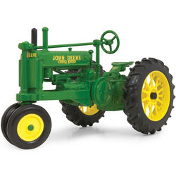 John Deere 1:16 Scale Unstyled Model A Replica Tractor