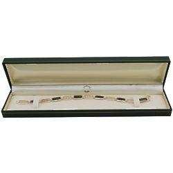 Celtic Connemara Marble Bracelet