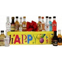Mini Bar Happy Birthday Celebration Box