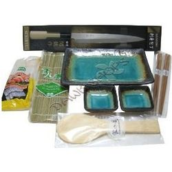 Sushi Making and Serving Gift Set