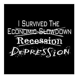 Survived The Depression T-Shirt