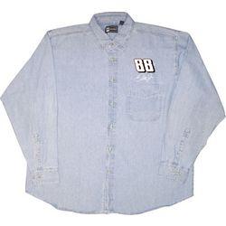 Dale Earnhardt Jr. #88 Denim Shirt