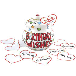 Birthday Wishes Jar