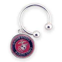 Personalized U.S. Marines Key Chain