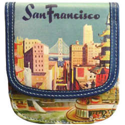 San Francisco Taxi Wallet