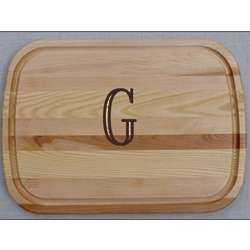 Personalized Large Wooden Carving Board