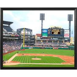 Pittsburgh Pirates Personalized Scoreboard Framed 11x14 Canvas