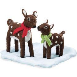 Wool Felt Deer Toys