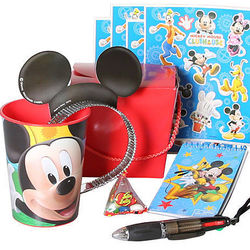 Mickey Mouse Favor Pack