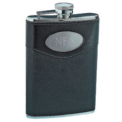 Stainless Steel Hip Flask with Cover