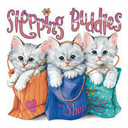 Shopping Buddies T-Shirt