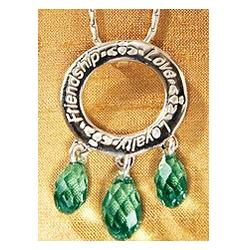 Irish Claddagh Necklace