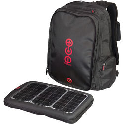 Array Solar Laptop Charger Backpack
