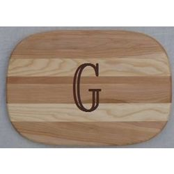 Personalized Medium Wooden Chopping Board