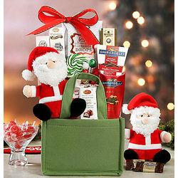 Santa's Sweets Tote