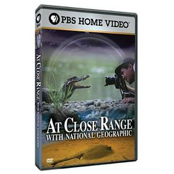 At Close Range National Geographic Photographer DVD