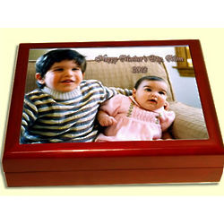 Personalized Keepsake Box for Parents