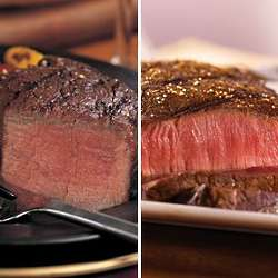Summit Filet Mignons and Top Sirloins