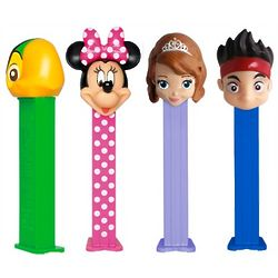 12 Disney Junior Pez Dispensers