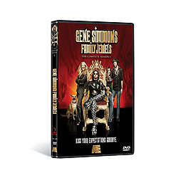 Gene Simmons: Family Jewels Season 1 DVD Set