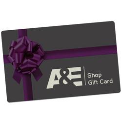 $25 A&E E-Gift Card