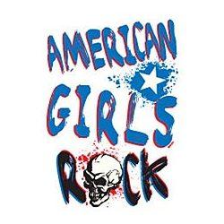 American Girls Rock T-Shirt