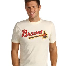 Atlanta Braves Brass Tacks Men's T-Shirt