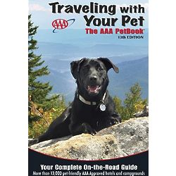 Traveling With Your Pet Petbook