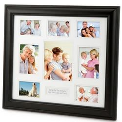 8 Photo Collage Picture Frame