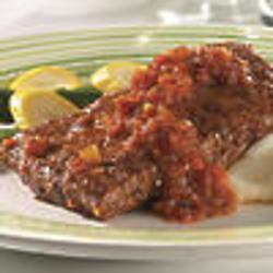 8 Swiss Steaks with Secret Sauce