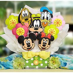 Disney 9 Cookie Bouquet