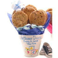 ABC Pot Baby Cookie Bouquet